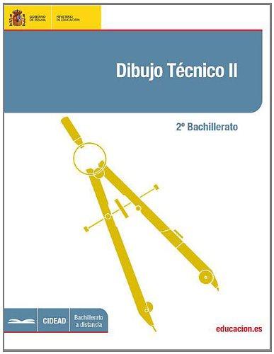 9788436948271: Dibujo técnico II. 2º bachillerato