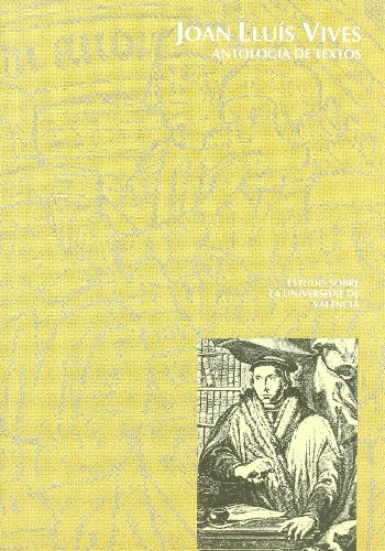 9788437010113: Joan Lluís Vives. Antologia de textos