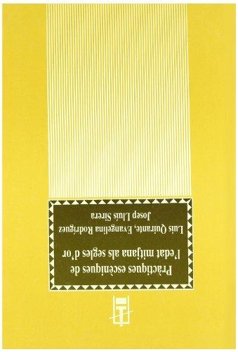 9788437033488: Pràctiques escèniques de l'edat mitjana als segles d'or (Educació. Sèrie Materials)