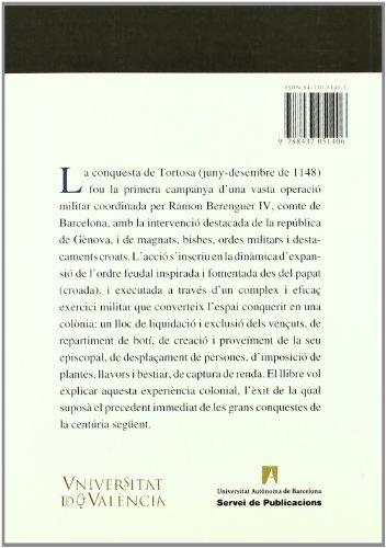 9788437051406: Ad detrimentum Yspanie: La conquesta de Turtusa i la formació de la societat feudal (1148-1200) (Col¨lecció oberta)