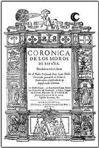 9788437052397: CORONICA DE LOS MOROS DE ESPAA