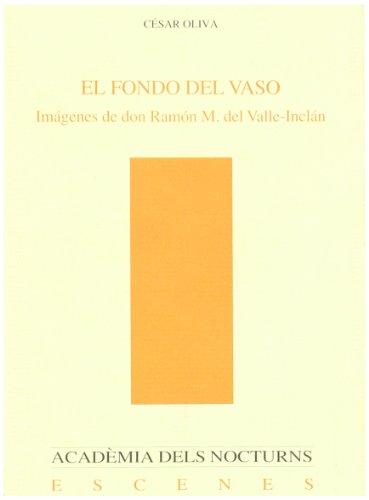 El fondo del vaso: César Oliva Olivares