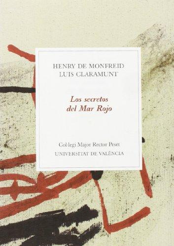 9788437061030: Los secretos del mar rojo (Catàlegs d'exposicions)