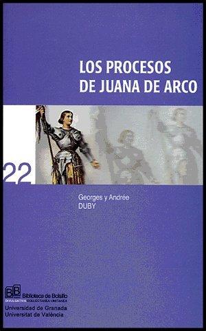 9788437062617: Los procesos de Juana de Arco (Coeds. Editorial Universidad de Granada)