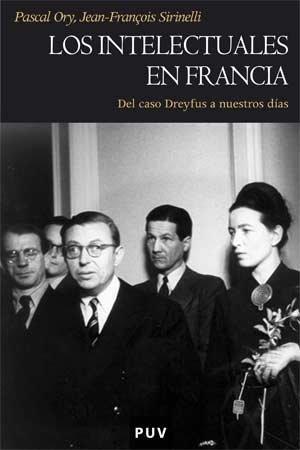 9788437066981: Los intelectuales en Francia