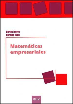 9788437068480: Matemáticas empresariales