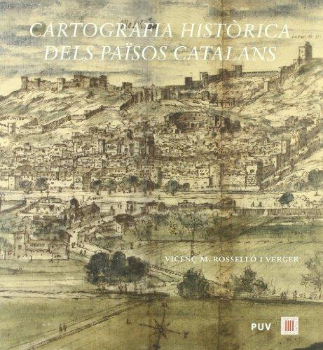 9788437070889: Cartografia històrica dels països catalans