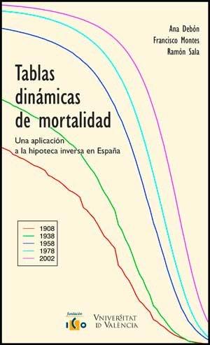 9788437073743: Tablas Dinámicas De Mortalidad (Fora de Col·lecció)