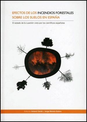 9788437076539: Efectos de los incendios forestales sobre los suelos de España : el estado de la cuestión visto por los científicos españoles
