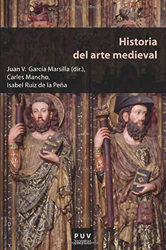 9788437081298: Historia del arte medieval (Educació. Sèrie Materials)