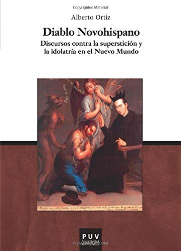 9788437088884: Diablo novohispano (Spanish Edition)
