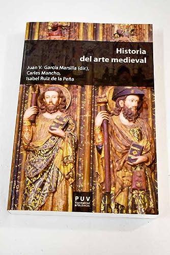 9788437089027: Historia del arte medieval