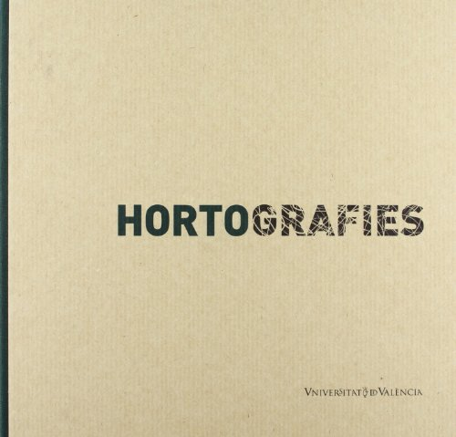 9788437090016: Hortografies (Fora de Col·lecció)