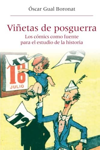 9788437091266: Viñetas de posguerra (Història i Memòria del Franquisme)