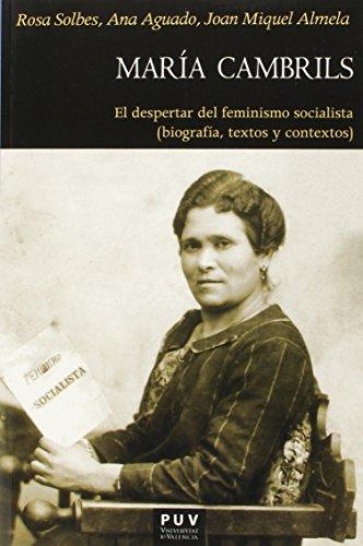 9788437097237: María Cambrils: El despertar del feminismo socialista