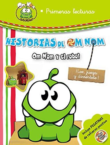 9788437200620: Cut the Rope. Historias de Om Nom. Om Nom y el robot