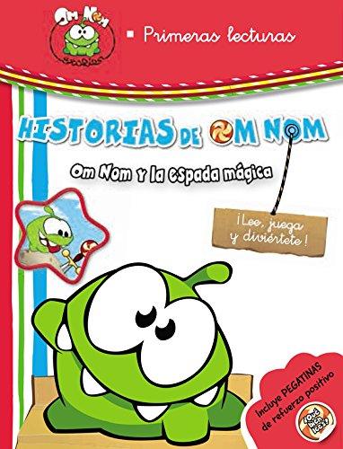 9788437200637: Cut the Rope: Historias de Om Nom. Om Nom y la espada mágica