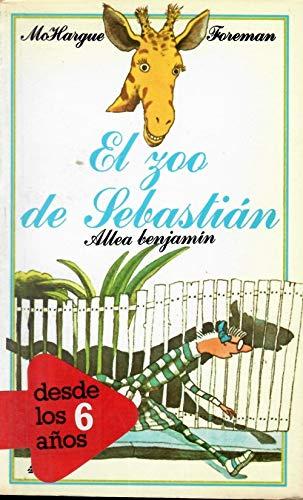 9788437215259: El zoo de sebastian