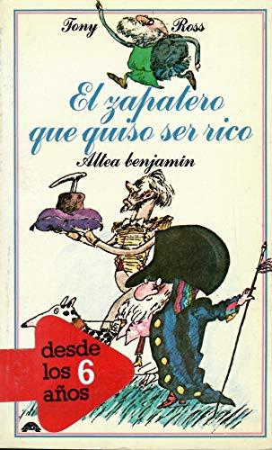 9788437215280: Zapatero que quiso ser Rico, el