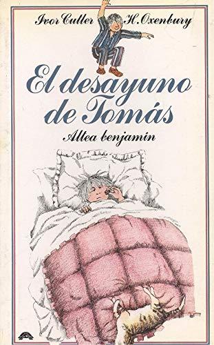 9788437216294: El Desayuno De Tomas