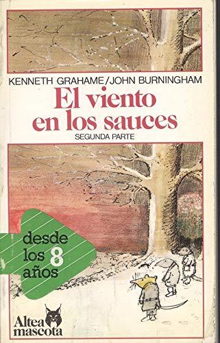 9788437218830: The Wind in the Willows: El Viento En Los Sauces I, II, II