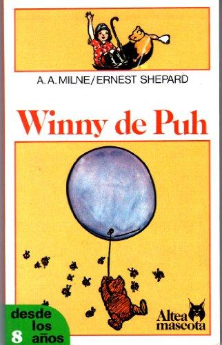 9788437218854: Winnie de puh