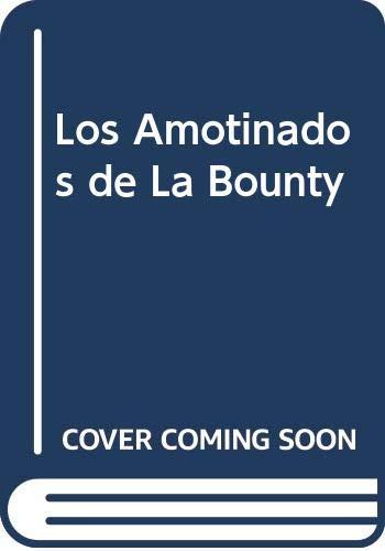 9788437220062: Amotinados de la bounty, los
