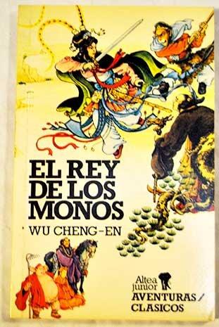 9788437220734: El Rey De Los Monos Y LA Bruja Del Esqueleto (Altea Junior. Aventuras/Clasicos, 98) (Spanish Edition)