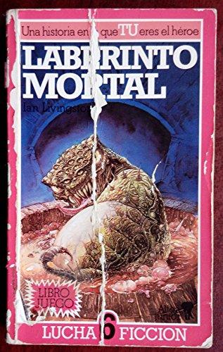 9788437220918: Laberinto Mortal/Deathtrap Dungeon (Spanish Edition)