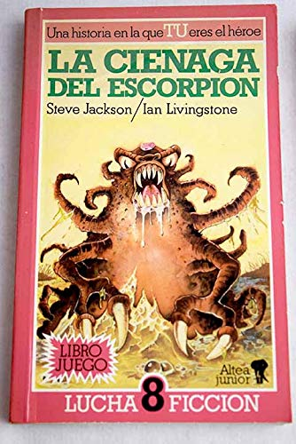 9788437220932: Cienaga del escorpion, la