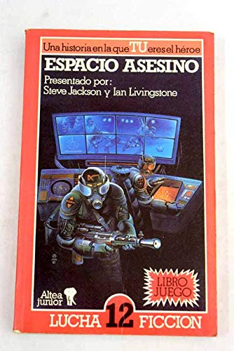 9788437221243: Espacio Asesino (Lucha Ficcion/Space Assassin) (Spanish Edition)