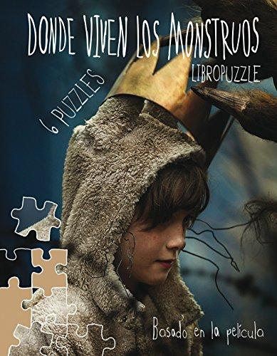 9788437224848: Donde viven los monstruos: Libropuzzle (Spanish Edition)