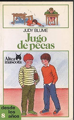 9788437230504: Jugo de Pecas (Spanish Edition)