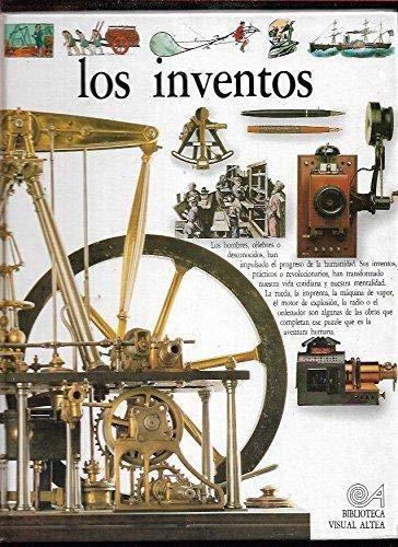 Los Inventos (Biblioteca Visual Altea): Lionel Bender