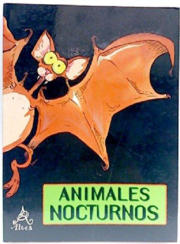 9788437255835: Animales nocturnos