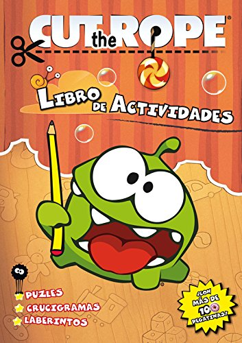 9788437281155: Cut the rope. Las aventuras de Om Nom y Spider
