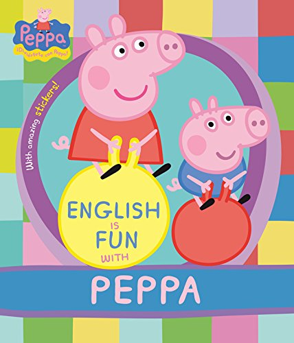 9788437281247: Peppa Pig. English is fun with Peppa