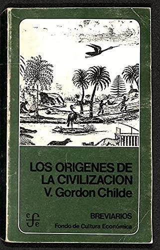 9788437500164: Origenes de la civilizacion, los