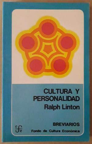 9788437500720: CULTURA Y PERSONALIDAD