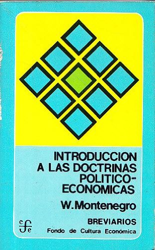9788437500782: Introduccion a las doctrinas politico-economicas