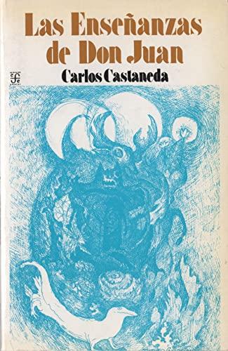 Las Enseñanzas De Don Juan By Castaneda Carlos Muy Bueno Very Good 1993 V Books