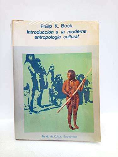 9788437501161: Introduccion a la moderna antropologia cultural