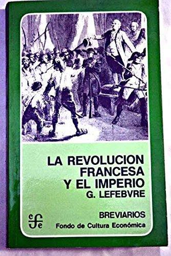 9788437501734: La revolución francesa y el Imperio (1787-1815)