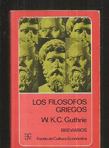 9788437502076: Filosofos griegos, los