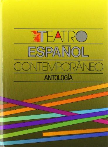 Teatro español contemporaneo: Introduction and complete dramas: Oliva, César