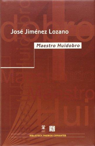 9788437505503: Maestro Huidobro