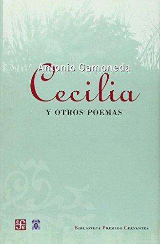 9788437505947: Cecilia y otros poemas (Biblioteca Premios Cervantes)