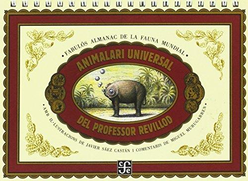 Animalari universal del professor Revillod: Murugarren Barrio, Miguel