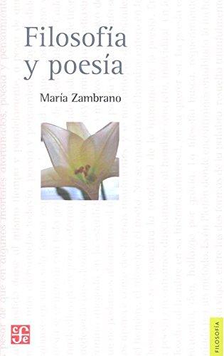 9788437507736: Filosofía y poesía