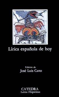 9788437600284: Lirica Espanola de Hoy